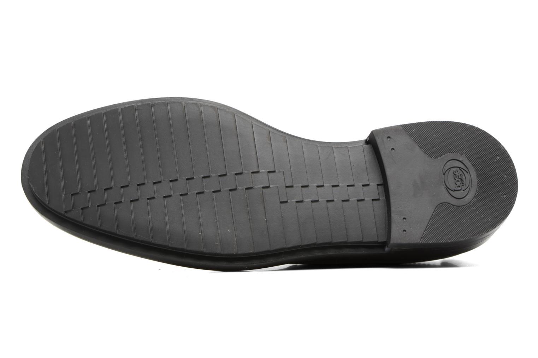 Zapatos con cordones Base London Elba Azul vista de arriba
