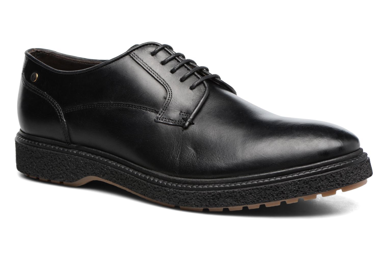 Base London Riot (Noir) - Chaussures à lacets chez Sarenza (305298)