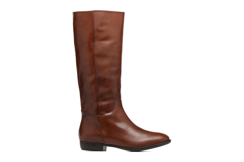 Boots & wellies Jonak 1137 Brown back view