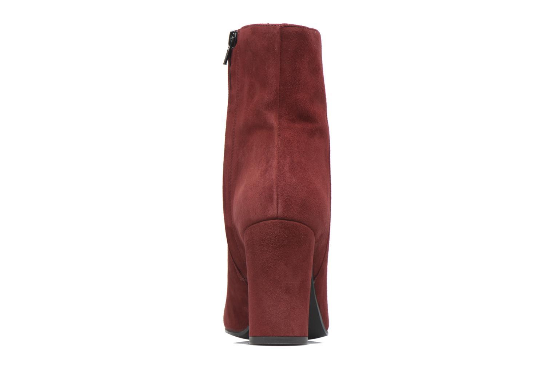 Bottines et boots Jonak Vraca Bordeaux vue droite