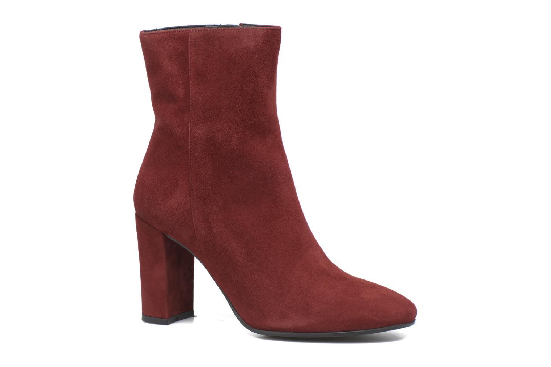 Boots en enkellaarsjes Jonak Vraca Bordeaux detail