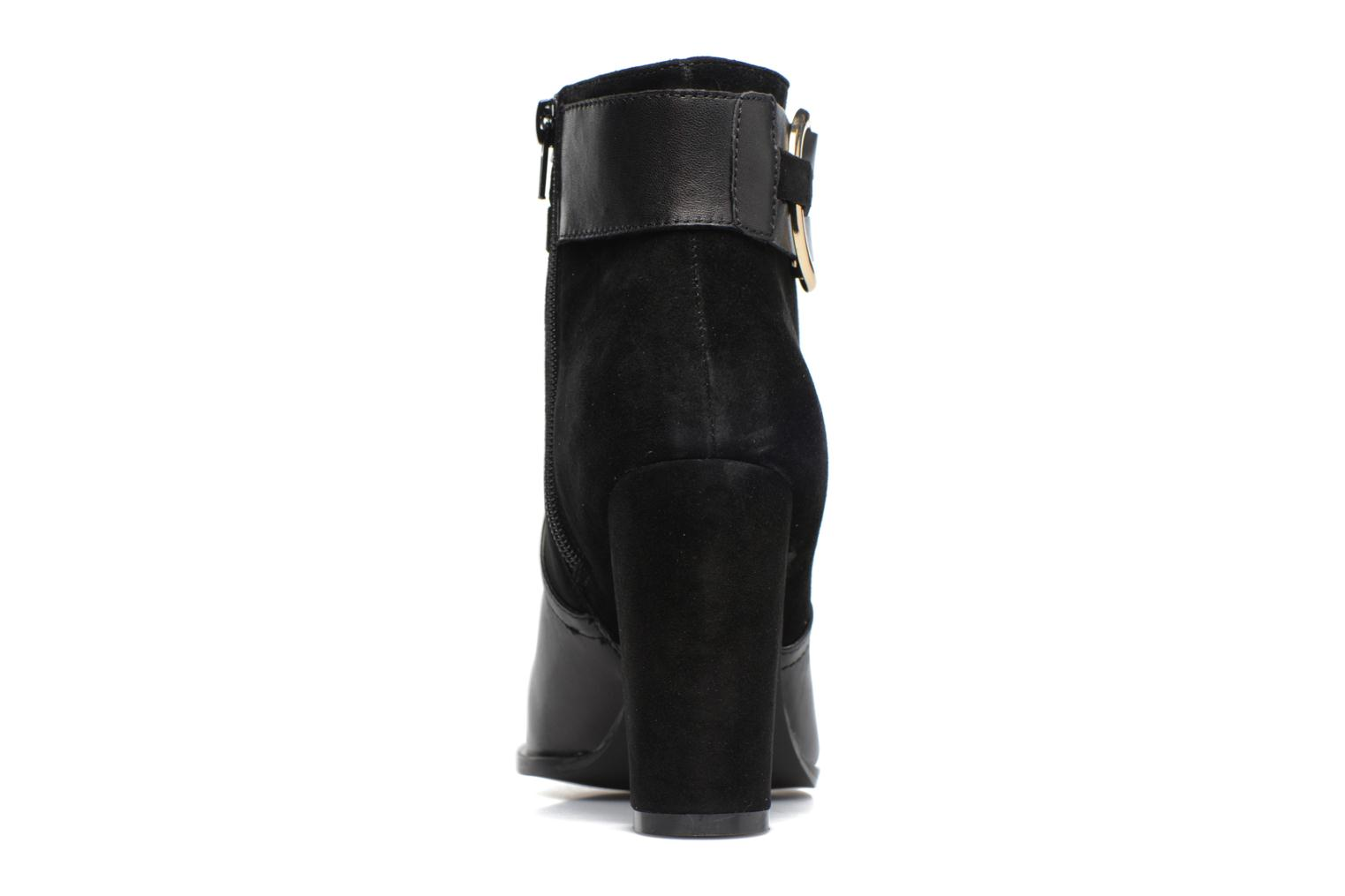 Ankle boots Jonak Segura Black view from the right