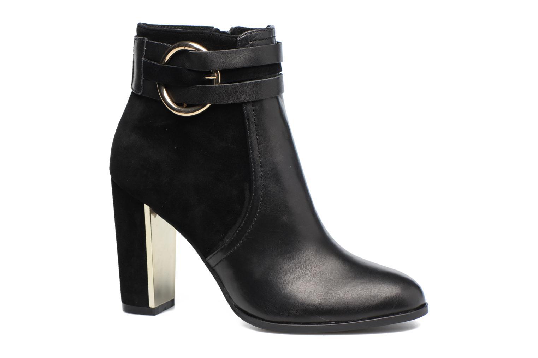 Boots en enkellaarsjes Jonak Segura Zwart detail