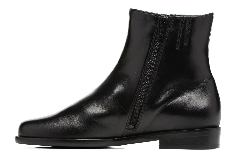 Bottines et boots Hassia Elisa 1187 Noir vue face