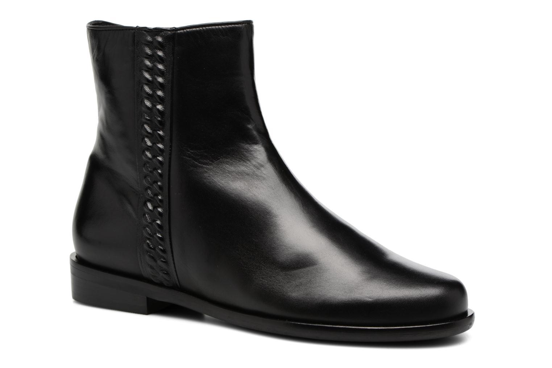 Bottines et boots Hassia Elisa 1187 Noir vue détail/paire