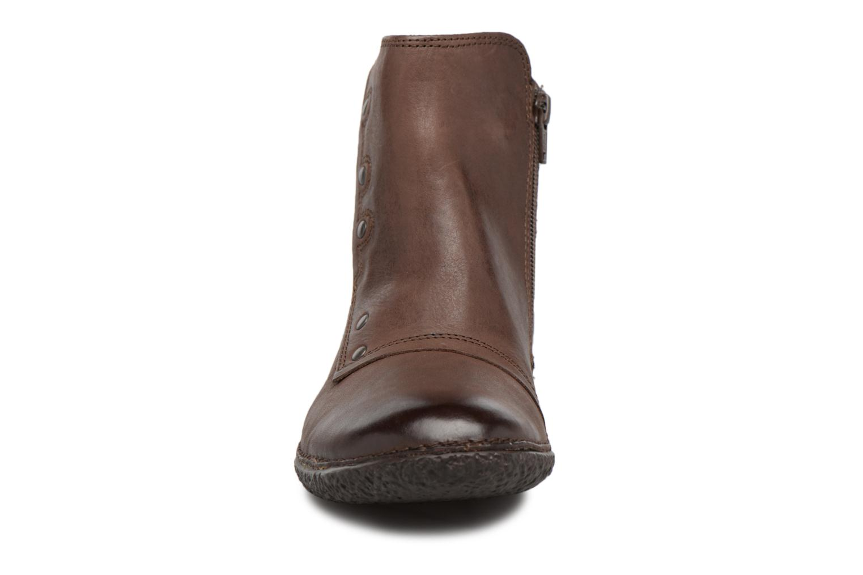 Bottines et boots Kickers HAPPLI Marron vue portées chaussures