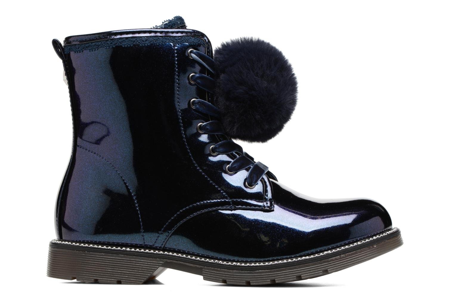 Ankle boots Gioseppo 41510 Blue back view
