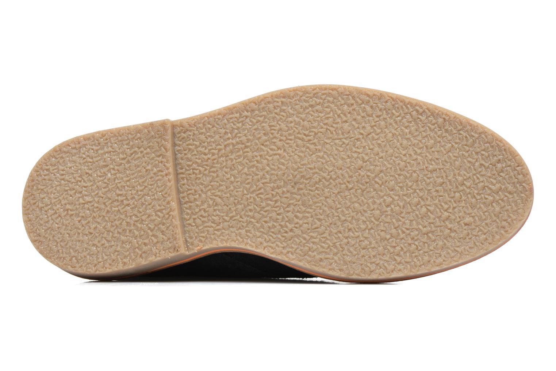 Zapatos con cordones Gioseppo 42253 Azul vista de arriba