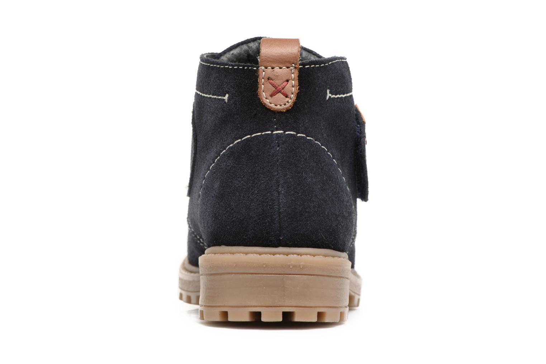 Bottines et boots Gioseppo 41478 Bleu vue droite