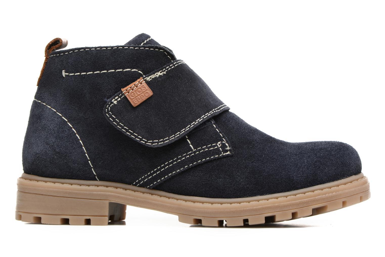 Bottines et boots Gioseppo 41478 Bleu vue derrière