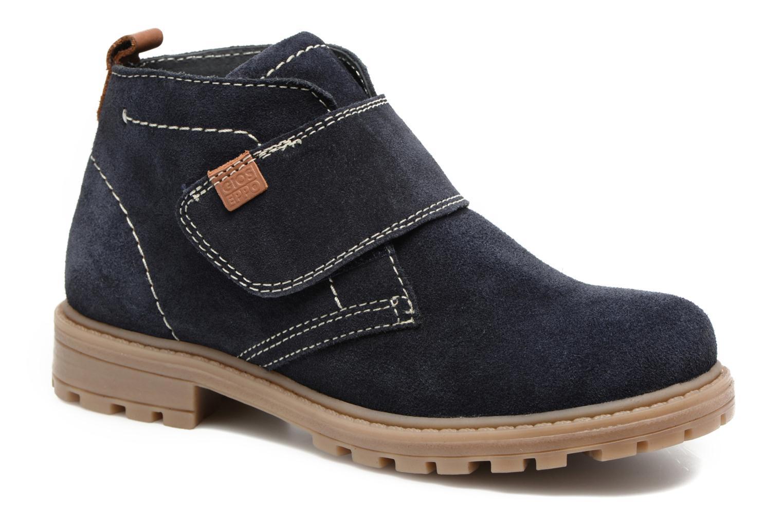 Bottines et boots Gioseppo 41478 Bleu vue détail/paire