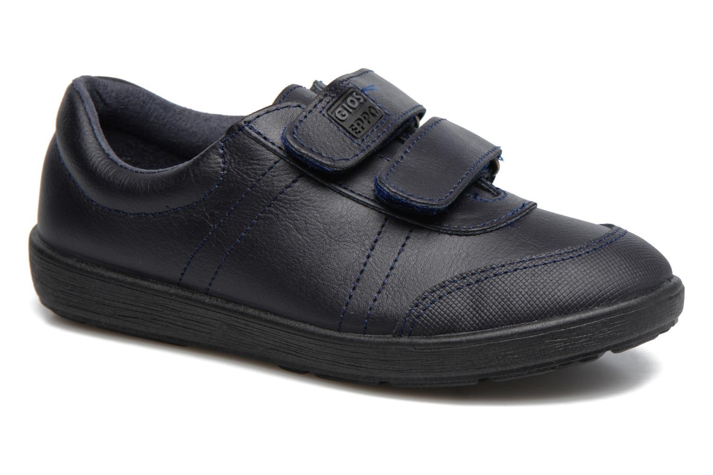 Zapatos con velcro Gioseppo NEWTON Azul vista de detalle / par