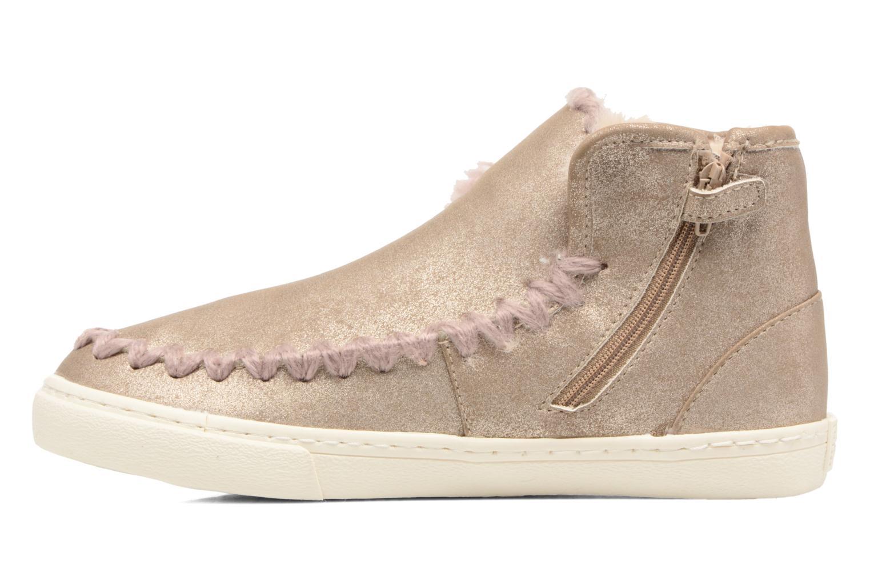 Boots en enkellaarsjes Gioseppo 41795 Goud en brons voorkant
