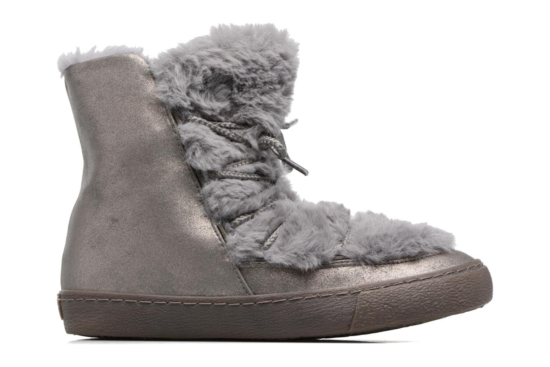 Stiefel Gioseppo 41860 grau ansicht von hinten