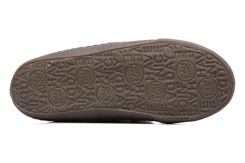 Stiefel Gioseppo 41860 grau ansicht von oben