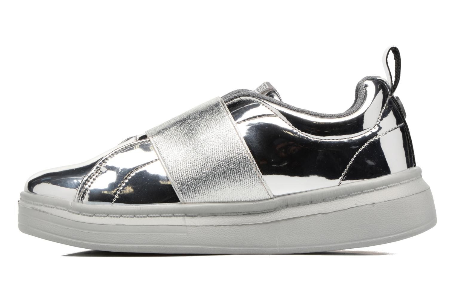 Trainers Gioseppo 41884 Silver front view