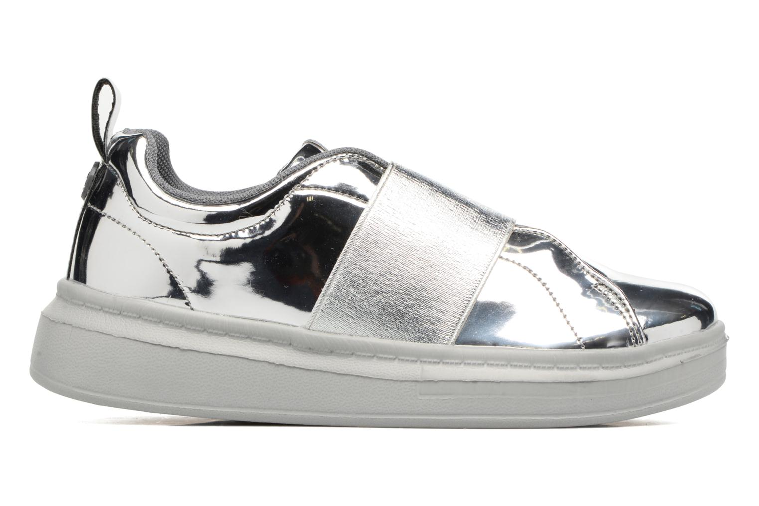 Trainers Gioseppo 41884 Silver back view