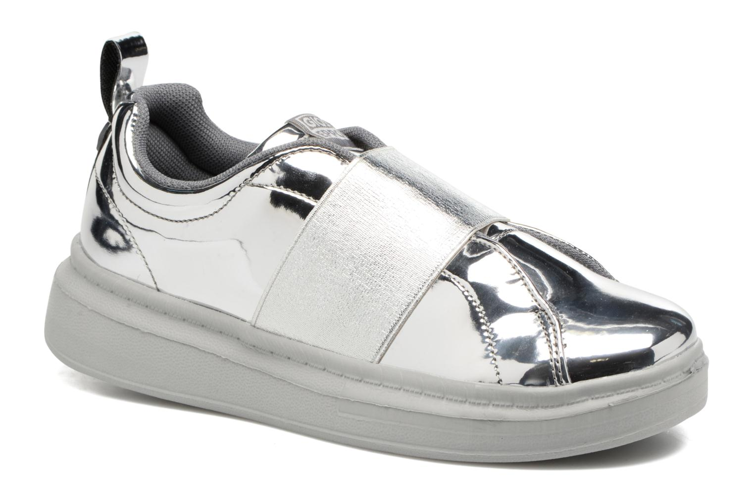 Trainers Gioseppo 41884 Silver detailed view/ Pair view