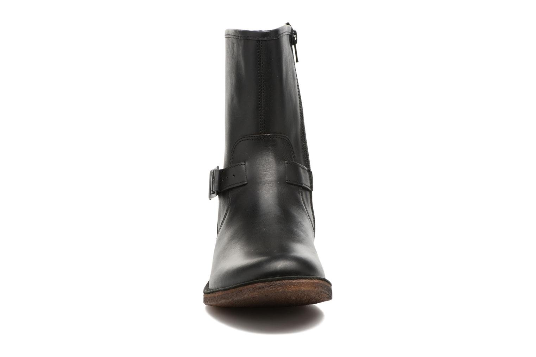 Boots en enkellaarsjes Kickers CREEK Zwart model
