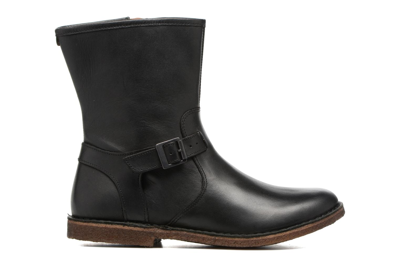 Bottines et boots Kickers CREEK Noir vue derrière