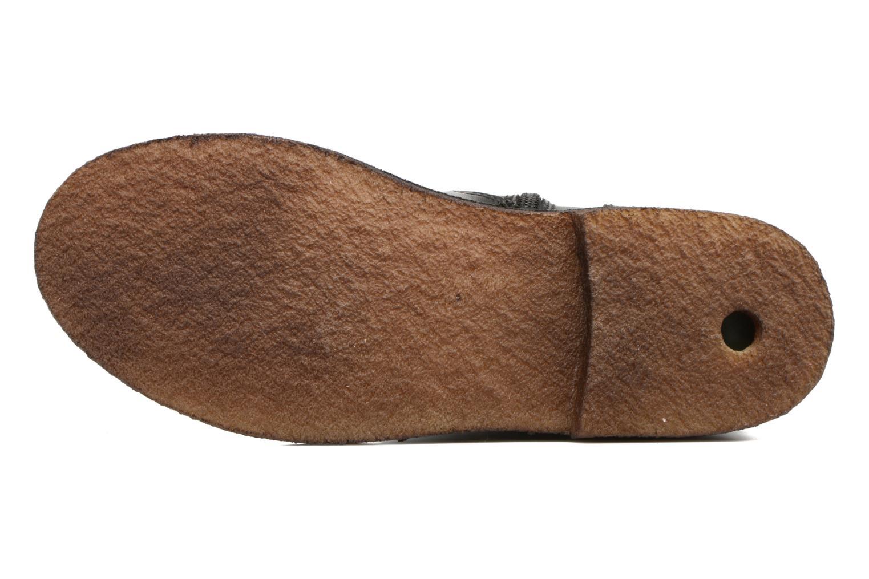 Boots en enkellaarsjes Kickers CREEK Zwart boven