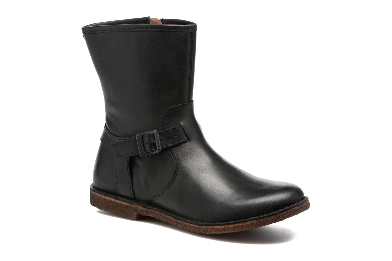 Bottines et boots Kickers CREEK Noir vue détail/paire
