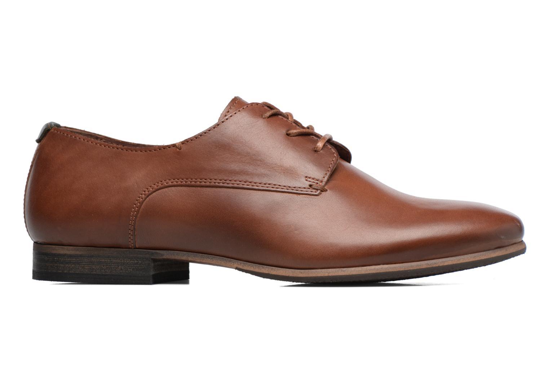 Chaussures à lacets Kickers GAZELLAN Marron vue derrière