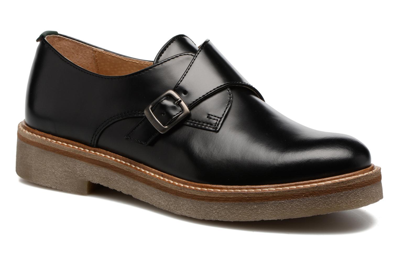 Grandes descuentos últimos zapatos Kickers Oxform (Negro) - Mocasines Descuento