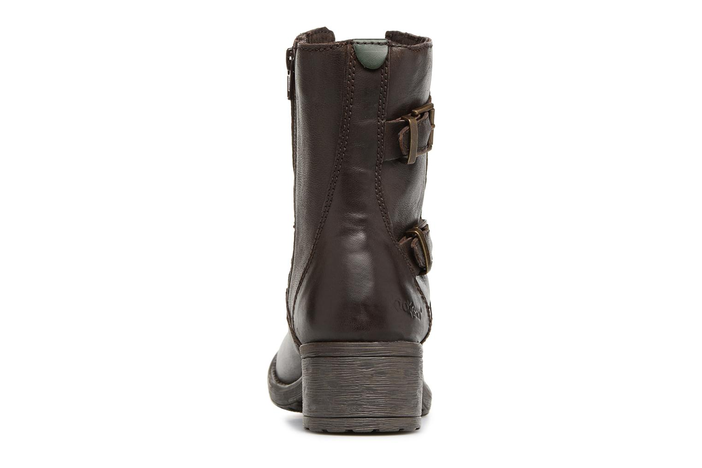 Bottines et boots Kickers REKKAN Marron vue droite