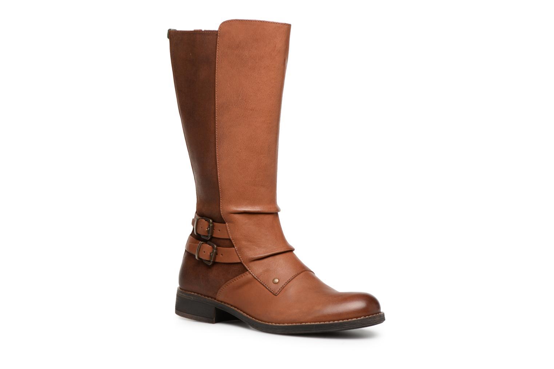 Zapatos cómodos y versátiles Kickers SMACKING (Marrón) - Botas en Más cómodo