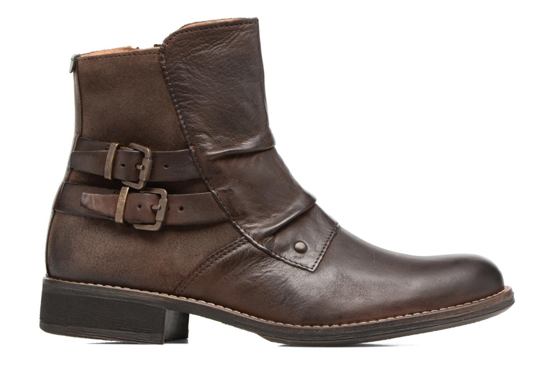 Bottines et boots Kickers SMATCH Marron vue derrière