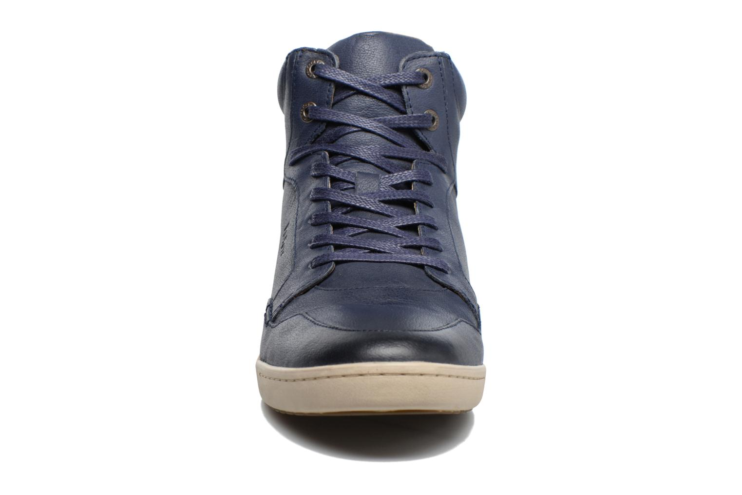 Sneakers Kickers CROSSOVER Blauw model