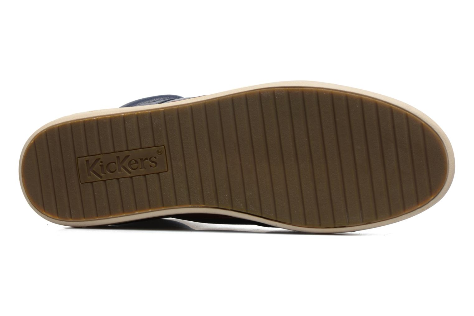 Sneakers Kickers CROSSOVER Blauw boven