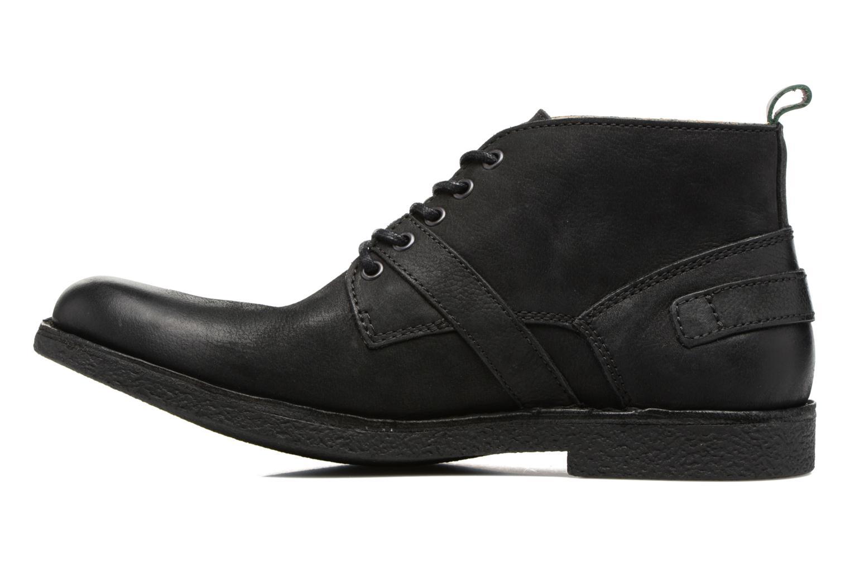Bottines et boots Kickers MIST SAM Noir vue face
