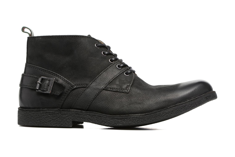 Bottines et boots Kickers MIST SAM Noir vue derrière