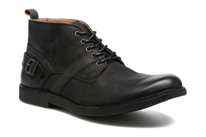 Bottines et boots Kickers MIST SAM Noir vue détail/paire