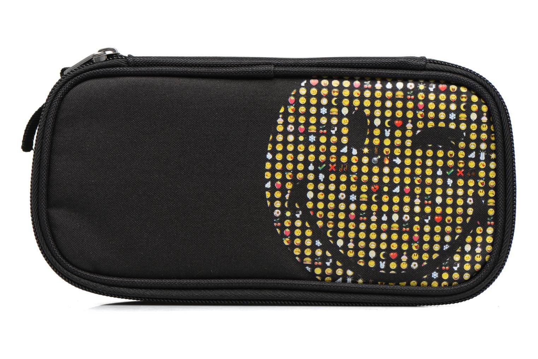 Scolaire Smiley Pen case box Noir vue détail/paire