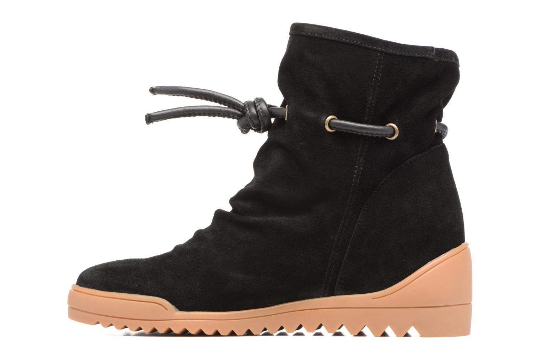 Bottines et boots Shoe the bear Line Noir vue face