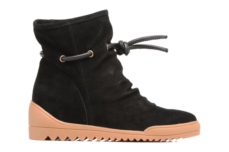 Bottines et boots Shoe the bear Line Noir vue derrière