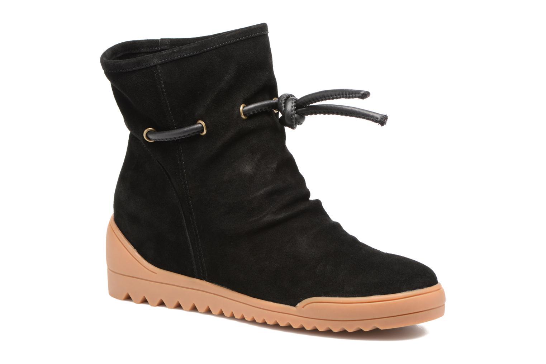 Bottines et boots Shoe the bear Line Noir vue détail/paire