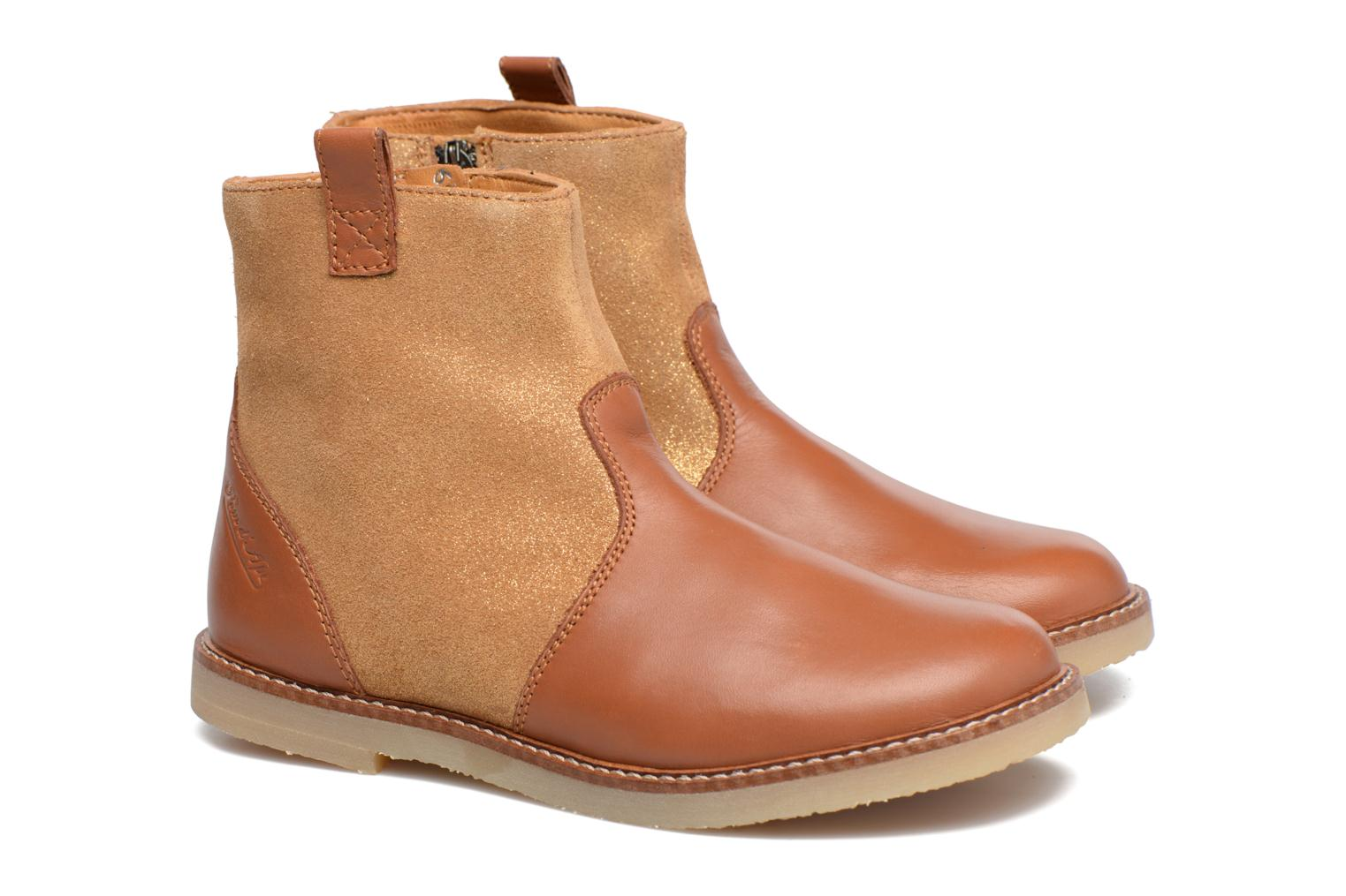 Patex Boots Iseo - Golder Camel