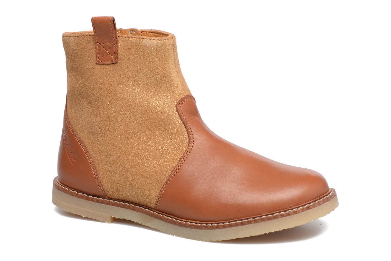 Patex Boots Iseo - Golder Camel