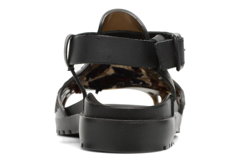 Sandales et nu-pieds Camper Together 21903 Noir vue droite