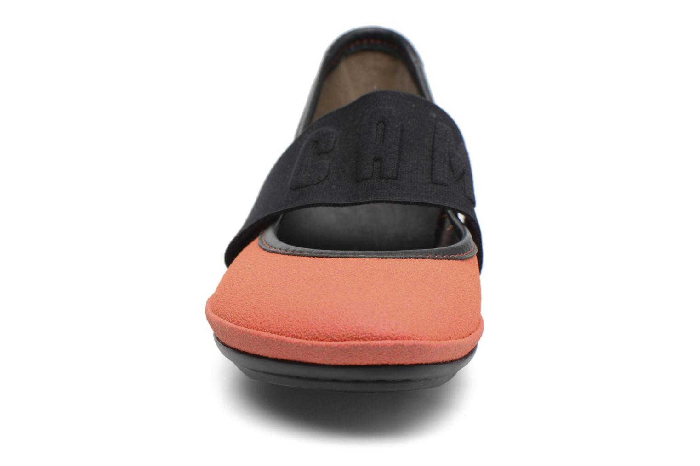 Ballerines Camper TWS K200144 Orange vue portées chaussures