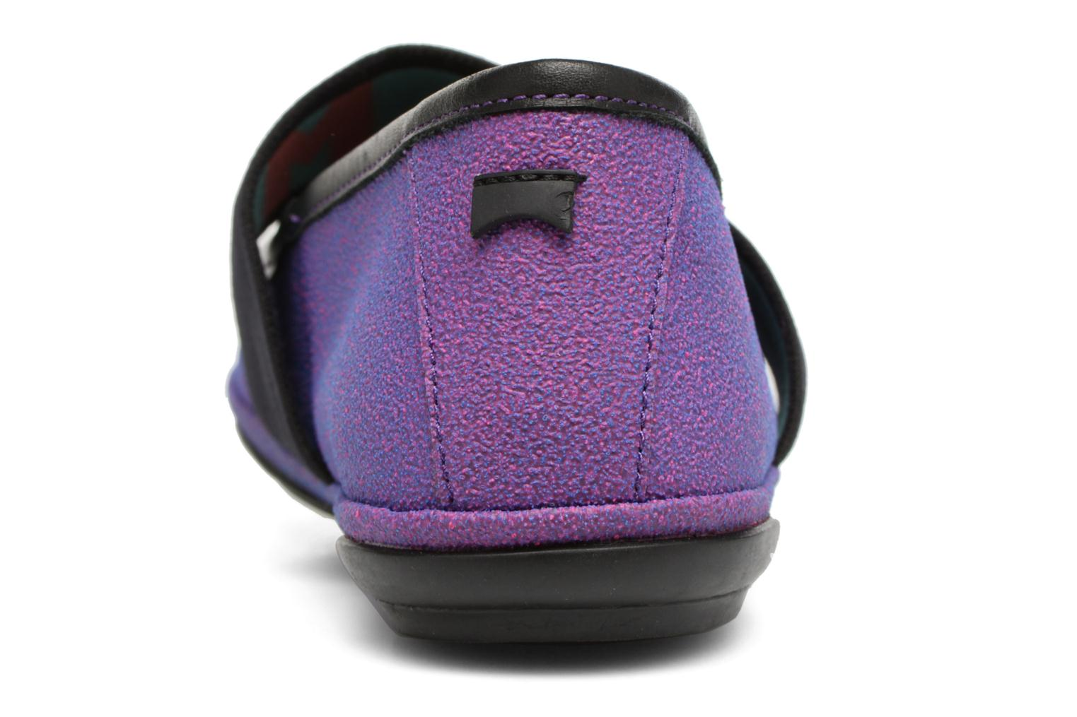 Ballet pumps Camper TWS K200144 Purple view from the right