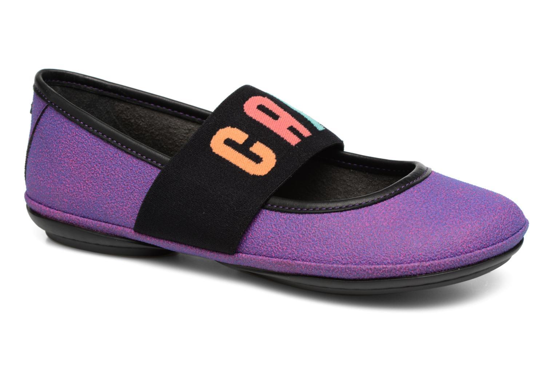 Grandes descuentos últimos zapatos Camper TWS K200144 (Violeta     ) - Bailarinas Descuento