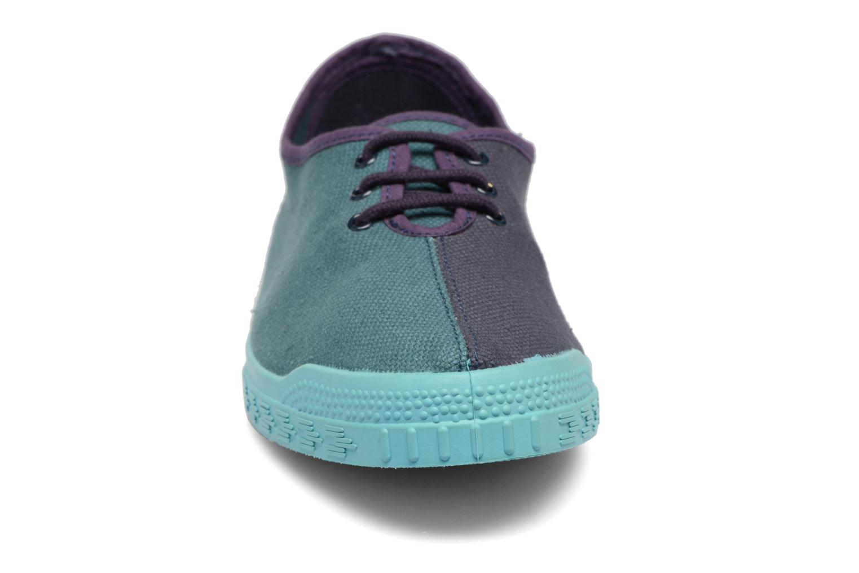 Baskets Camper TWS K200078 Bleu vue portées chaussures