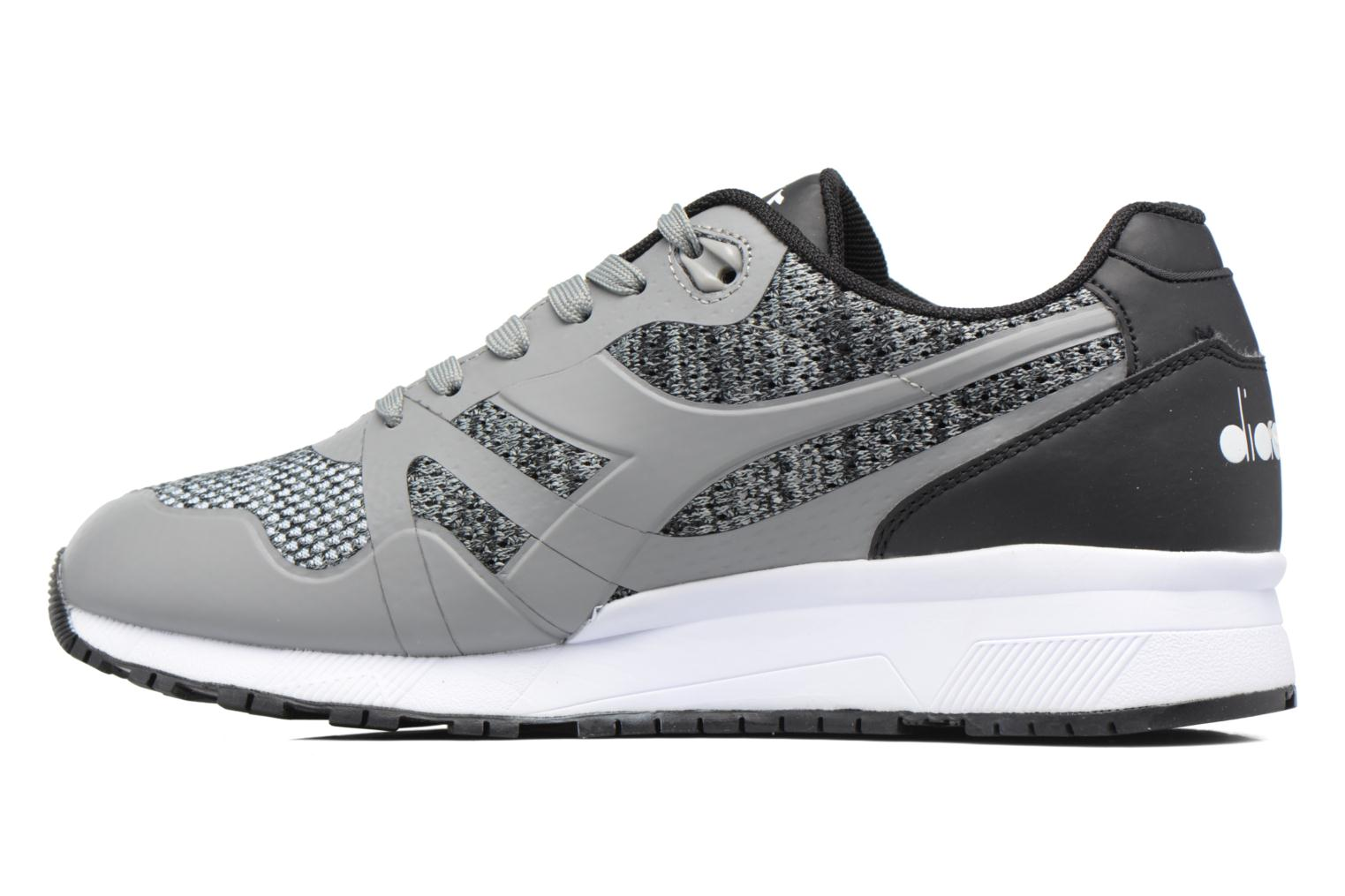 Trainers Diadora N9000 MODERNA Grey front view