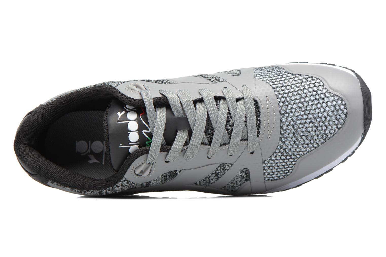 Baskets Diadora N9000 MODERNA Gris vue gauche