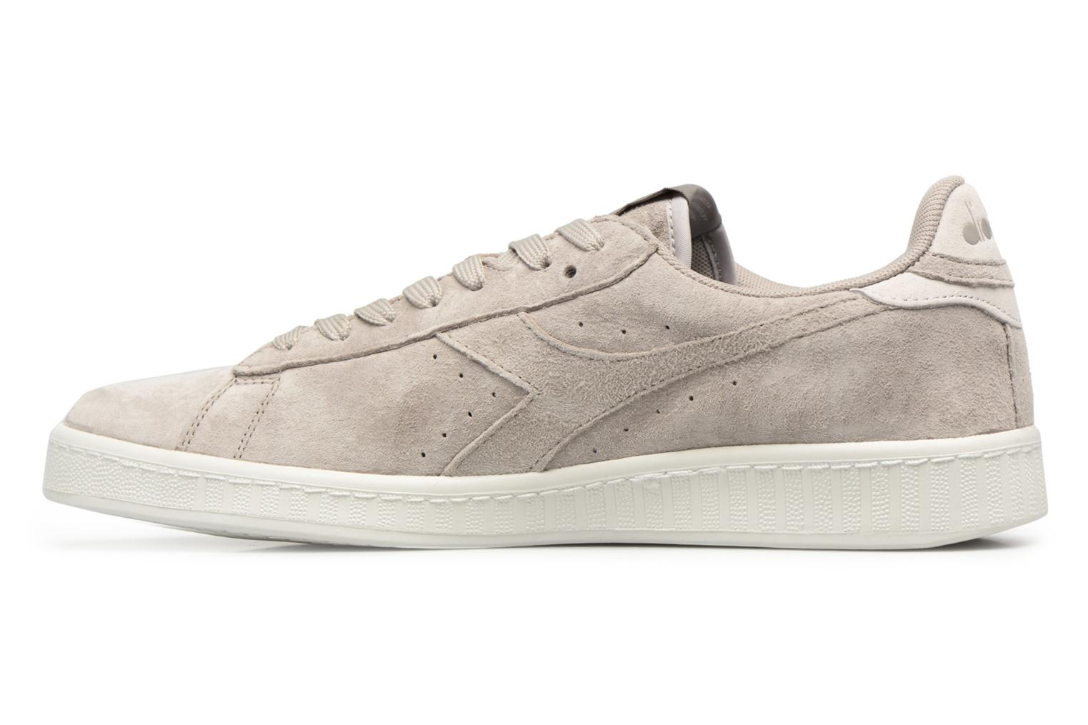 Trainers Diadora GAME LOW S Grey front view